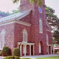North Church, Dumont in 1976, Бергенфилд