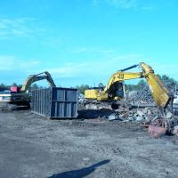 URSI Scrap Yard - processing Scrap Metals, Бичвуд