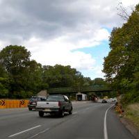 Former Boonton Line Overpass, Блумфилд
