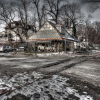 Former Benson Street Station, Блумфилд