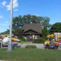 Jersey Paddler Inc., Брик