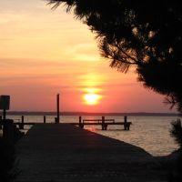 Bayside Sunset Lavallette1, Бруклаун