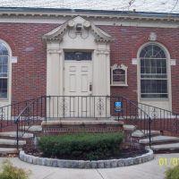Dovers Library, Виктори-Гарденс