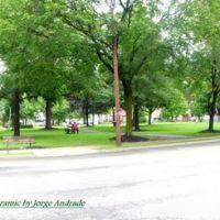 Parque del Town de Dover NJ, Виктори-Гарденс