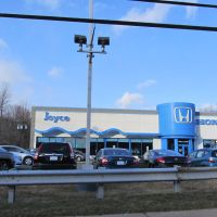 Joyce Honda Sales, Service, Parts, Виктори-Гарденс