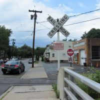 North Bergen St RR Xing, Виктори-Гарденс