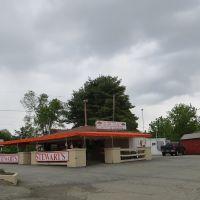 Stewarts Drive-In, Виктори-Гарденс