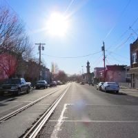 Monroe Street Trackage, Гарфилд