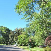 Ridgewood Avenue, Глен-Ридж