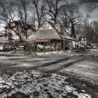 Former Benson Street Station, Глен-Ридж