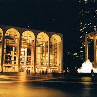 New York - Metropolitan Opera House, Гуттенберг