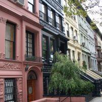 71° Street House, NYC, Гуттенберг
