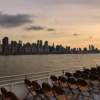 NYC Hudson riverside, Гуттенберг