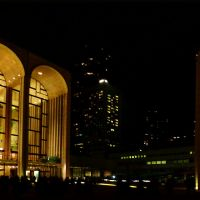 New York, Metropolitan Opera House, Гуттенберг