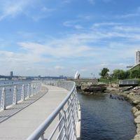 Hudson River Greenway, Гуттенберг