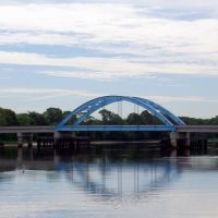Railroad Bridge Over The Rancocas Creek, Деланко