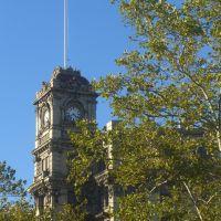 Clock Tower of Riverside, NJ, Деланко