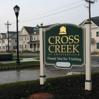 Chesterfield NJ, Cross Creek Development, Дельран