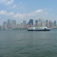 Hudson and Manhattan, Джерси-Сити