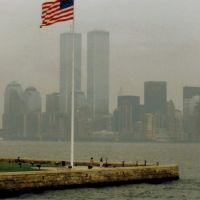 World Trade Center in August 1997, Джерси-Сити