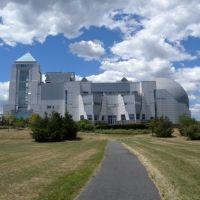 Liberty Science Center, Джерси-Сити