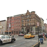 Hoboken, Джерси-Сити