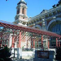 Ellis Island Immigration Museum, Джерси-Сити