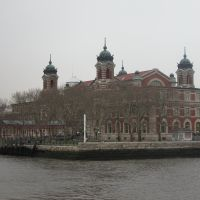 Ellis Island, Джерси-Сити