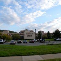 Saint Clares Hospital, Довер