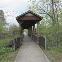 Wharton Rail-Trail, Довер