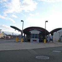 Irvington Bus Terminal, Ирвингтон