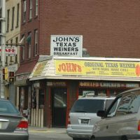 Johns Weiners, Ист-Ньюарк