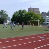 Soccer at St. Benedict Prep School, Ист-Ньюарк