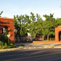 Fort Monmouth, Итонтаун
