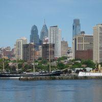 Philadelphia Old Vessels from Battleship, Камден