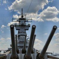 Victory at Sea, Камден