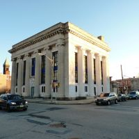 ST. James Apostolic Temple. Camden, New Jersey, USA, Камден