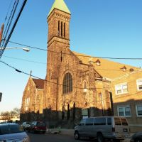 Faith Tabernacle Church of the Living God. Camden, New Jersey, USA, Камден