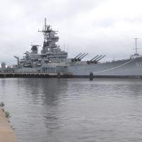 Battleship New Jersey, Камден