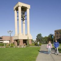 University of Nebraska at Kearney Bell Tower, Кирни