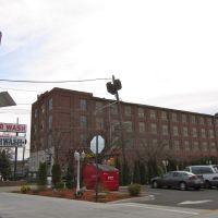 Old Factories, Клифтон