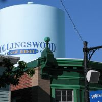 Watertower, Collingswood, NJ, Коллингсвуд