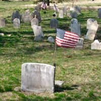 Historic Haddon Cemetery, Коллингсвуд