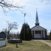 Presbyterian Church, Ливингстон