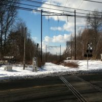 Staten Island Railway Tracks, Линден