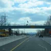 Pedestrian Overpass, Лоди