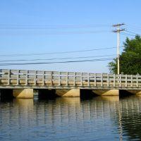 Branchport Avenue Bridge, Branchport Creek, Monmouth County, New Jersey, Лонг-Бранч
