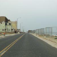 Hurricane Sandy Damage, Лонг-Бранч