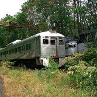 Railroad Graveyard, Моррис-Плайнс
