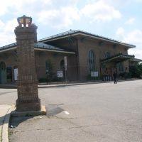 Delaware Lackawanna and Western Railroad Station- Morristown NJ, Морристаун